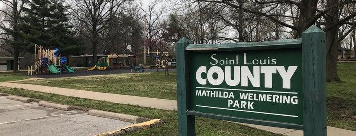 Mathilda-Welmering Park is one of Lugares favoritos de John.