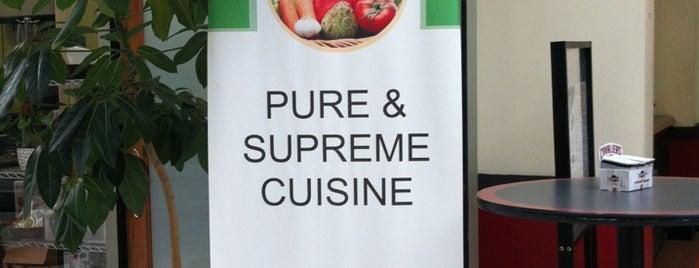 Pure & Supreme Cuisine is one of Posti salvati di Erin.