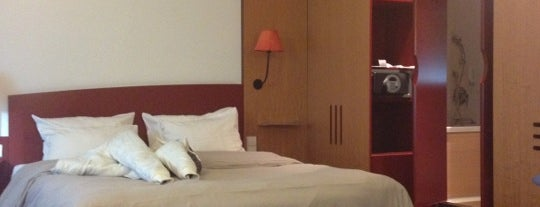 Novotel Suites Wien City Donau is one of Lugares favoritos de Alex.