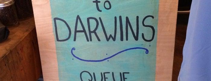 Darwin's Ltd. is one of Lugares favoritos de Stephen.