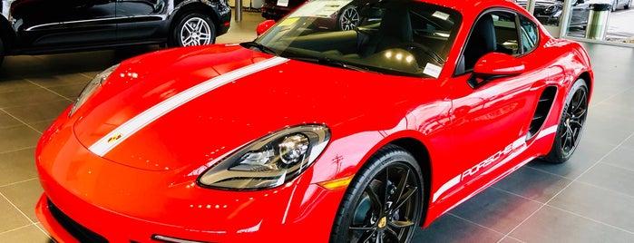 Porsche Westwood is one of Posti che sono piaciuti a icelle.