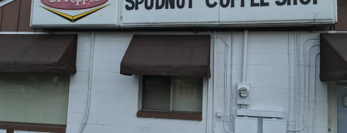 Spudnuts is one of Charlottesville Glory!.