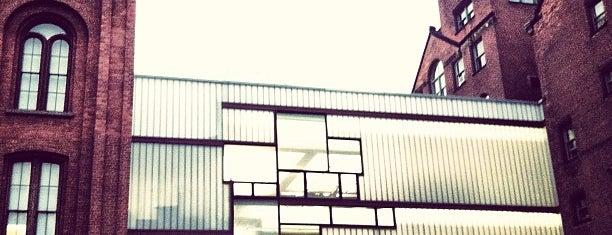 Pratt Institute - Higgins Hall is one of Posti che sono piaciuti a Robert.