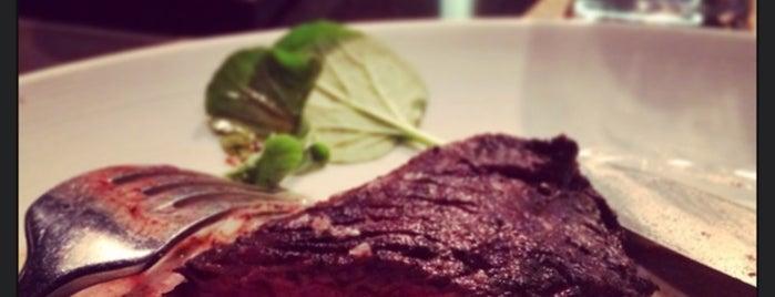 Bourbon Steak is one of Washington DC.