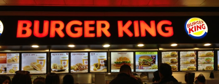 Burger King is one of Argentina.