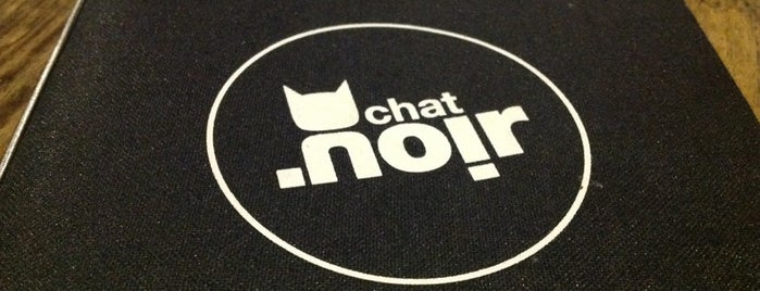 Le Chat Noir is one of geneva.