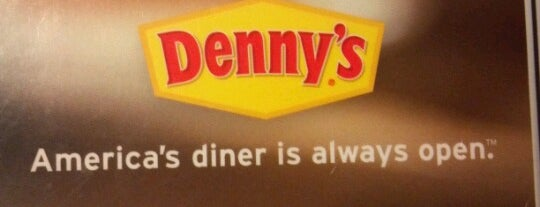 Denny's is one of Orte, die Karl gefallen.