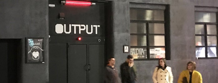 Output is one of New York ••Spotted••.