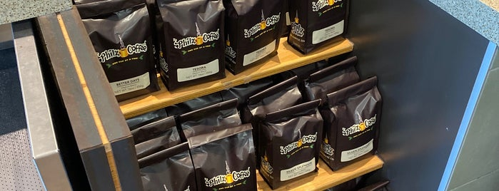 Philz Coffee is one of San Diego.