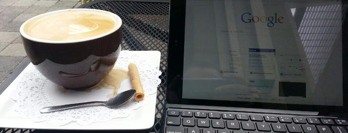 Irvine, CA - Coffee and Power