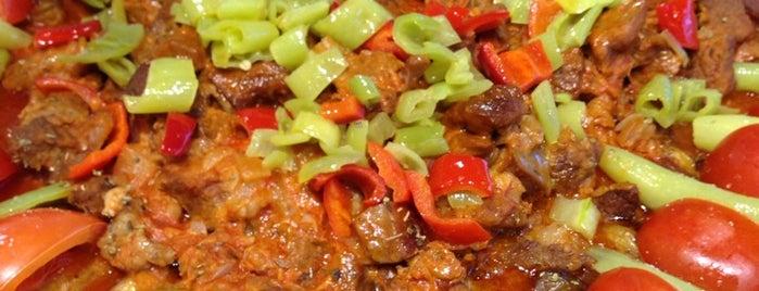 Ziyafe Kayseri Mutfağı is one of Yunus'un Beğendiği Mekanlar.