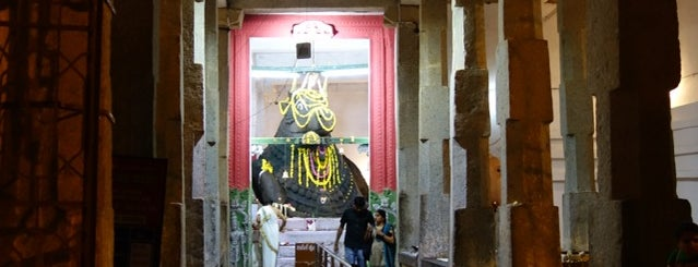 Bull Temple is one of Bangalore.