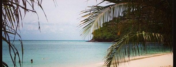 Cape Panwa Beach is one of Phuket.