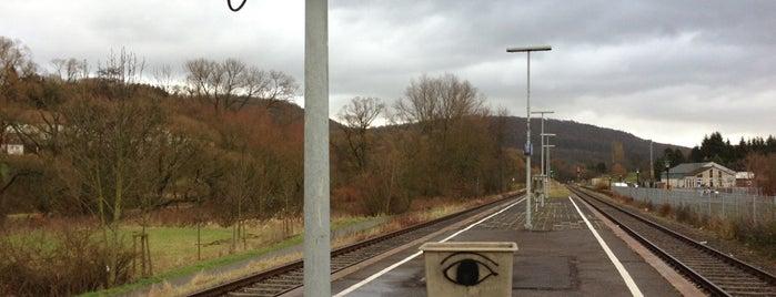 Bahnhof Eppelborn is one of Posti che sono piaciuti a Christian.