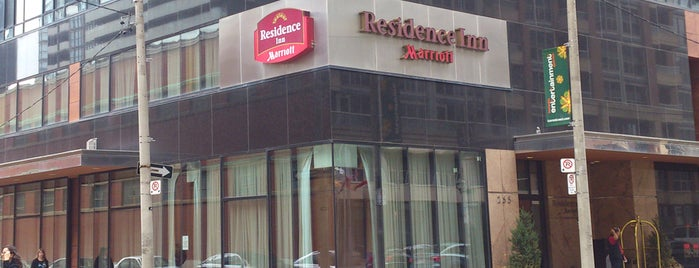 Residence Inn Toronto Downtown/Entertainment District is one of Trishさんのお気に入りスポット.