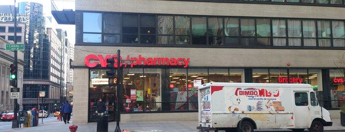 CVS pharmacy is one of สถานที่ที่บันทึกไว้ของ AmDiabetesIL.