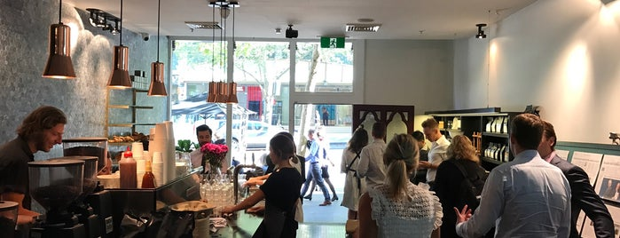 Bonnie Coffee Brewers is one of A Day in Melbourne.