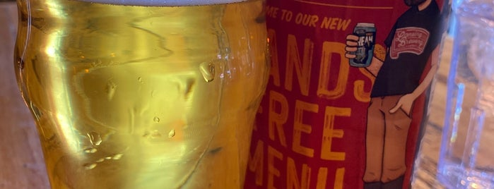 Lansing Brewing Company is one of Amy's Lansing Favorites.