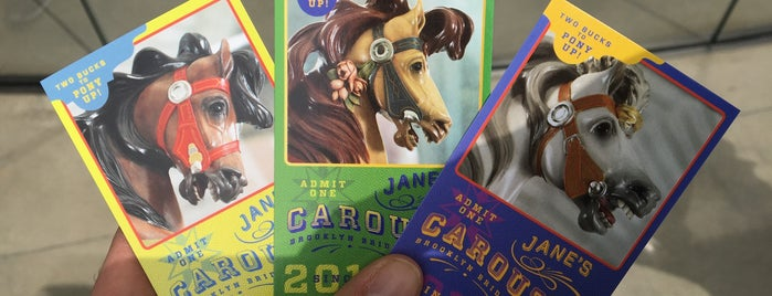 Jane's Carousel is one of Locais curtidos por Jessica.