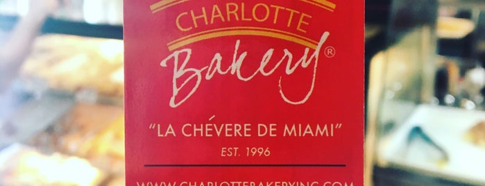 Charlotte Bakery is one of Lugares favoritos de Jessica.