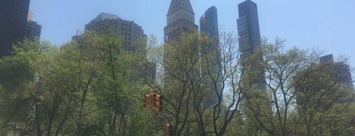 Madison Square Park is one of Locais curtidos por Jessica.