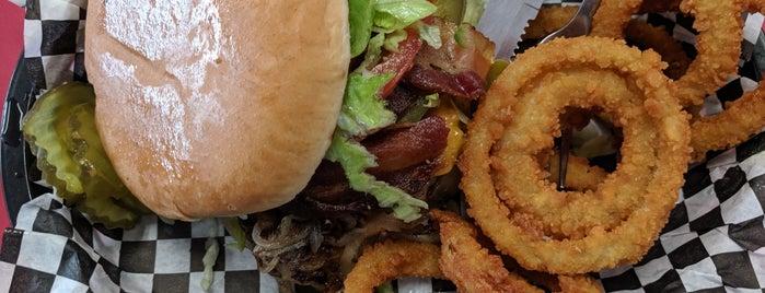 Bunny's Onion Burger is one of Oklahoma City.