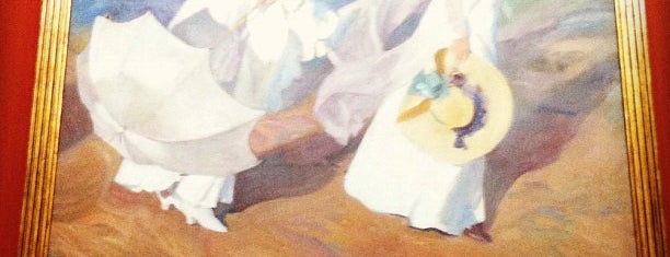 Museo Sorolla is one of Madrid!.