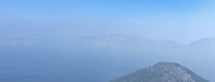 Watchman Overlook is one of Oregon Living.