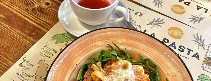 La Pasta is one of Питер / St. P..
