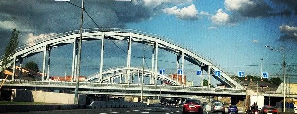 Американские мосты is one of Lugares favoritos de Elizabeth.