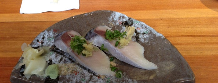 SenZushi is one of Victoria BC.