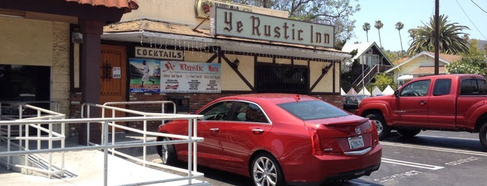 Ye Rustic Inn is one of Los Feliz / Silver Lake - My Spots.