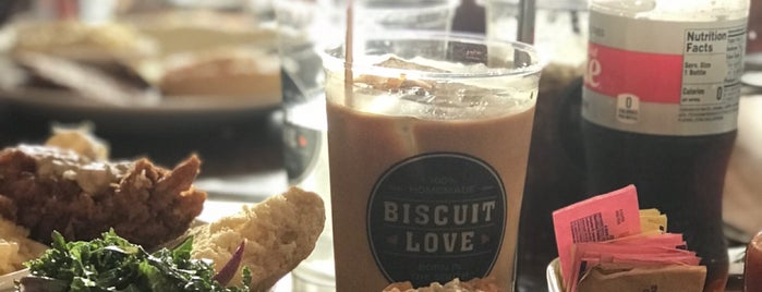 Biscuit Love is one of Nashville.