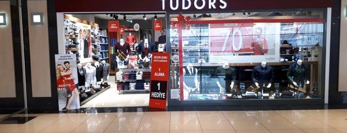 Tudors Optimum is one of Lieux sauvegardés par Arzum.