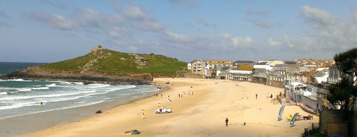 St Ives is one of Lugares favoritos de Chris.