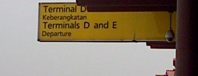Terminal 2D is one of Dina's Liked Places.