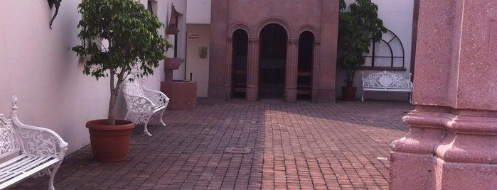 Colegio del Tepeyac ( Preescolar ) is one of Tempat yang Disimpan Leo.