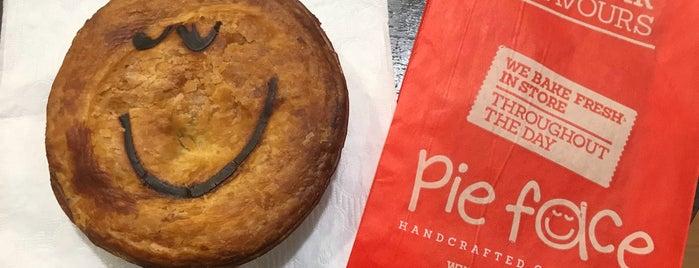 Pie Face is one of Tempat yang Disukai Marcus.