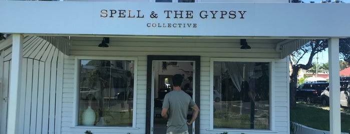 Spell and the Gypsy Collective is one of Byron Bay.