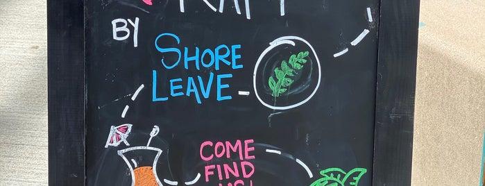Shore Leave is one of Tempat yang Disukai Michael.