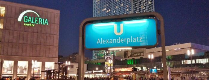 Alexanderplatz is one of Historical Berlin.