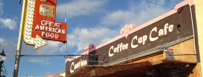 The Coffee Cup is one of Las Vegas, NV.