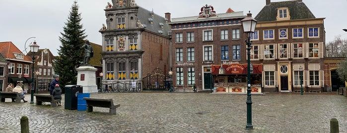 Hoorn is one of Lugares favoritos de SV.