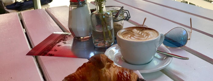 TATTI is one of Juha's Top 200 Coffee Places.
