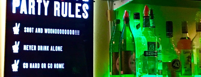 Tequila Bar Grande is one of Orte, die Breck gefallen.