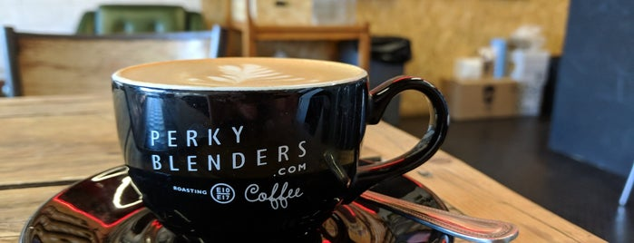 Perky Blenders @ Project 660 is one of Lugares favoritos de Harrison.