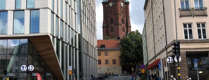 Kungliga Slottet - Logården is one of stockholm.