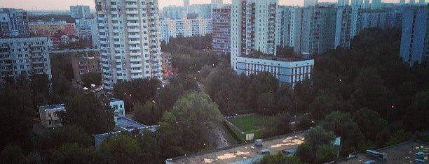 Район «Лианозово» is one of разное.