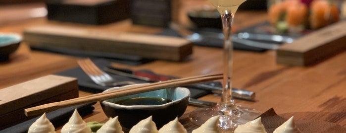 KOYA asian restaurant&bar is one of สถานที่ที่บันทึกไว้ของ Iegor.