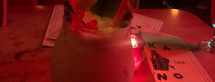 Laka Lono Rum Club is one of สถานที่ที่บันทึกไว้ของ Ethan.